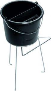 hartlmaier kundencenter gestell f r kundendienst eimer verzinkt gestell f r kundendienst eimer. Black Bedroom Furniture Sets. Home Design Ideas